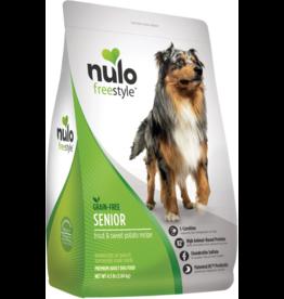 Nulo Nulo Freestyle Dog Kibble Senior Trout & Sweet Potato 4.5 lbs