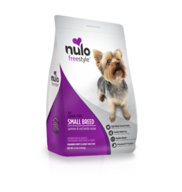 Nulo Nulo Freestyle Dog Kibble Small Breed Salmon & Red Lentils 4.5 lbs
