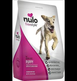 Nulo Nulo Nulo Freestyle Dog Kibble   Puppy Salmon & Peas 4.5 lb