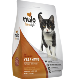 Nulo Nulo Freestyle Cat Kibble Turkey & Duck 5 lbs