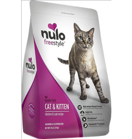 Nulo Nulo Freestyle Cat Kibble Chicken & Cod 5 lbs