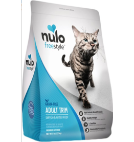 Nulo Nulo Freestyle Cat Kibble  Adult Trim Salmon & Lentils 12 lbs
