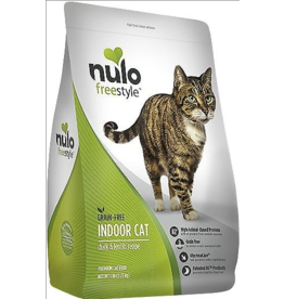 Nulo Nulo Freestyle Cat Kibble Indoor Cat Duck & Lentils 12 lbs