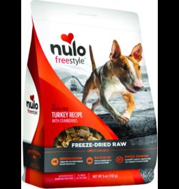 Nulo Nulo Freeze Dried Dog Food   Turkey 13 oz