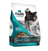 Nulo Nulo Grain-Free Dog Freeze-Dried Raw Salmon & Turkey 13 oz