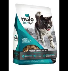 Nulo Nulo Freeze Dried Dog Food   Salmon & Turkey 13 oz