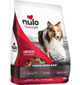 Nulo Nulo Grain-Free Dog Freeze-Dried Raw Lamb 5 oz