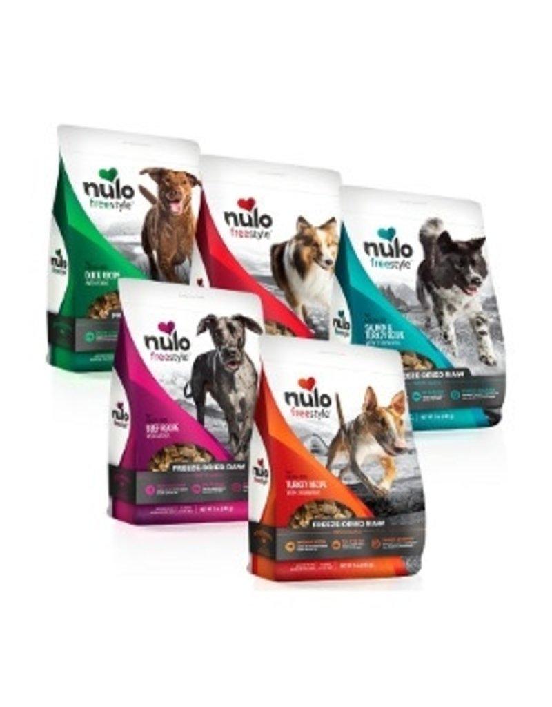 Nulo Nulo Grain-Free Dog Freeze-Dried Raw Lamb 5 oz