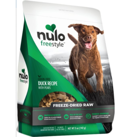 Nulo Nulo Grain-Free Dog Freeze-Dried Raw Duck 5 oz