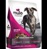 Nulo Nulo Grain-Free Dog Freeze-Dried Raw Beef 5 oz