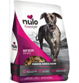 Nulo Nulo Grain-Free Dog Freeze-Dried Raw Beef 5 oz