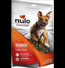 Nulo Nulo Freestyle Grain Free Treats Turkey Trainers 4 oz