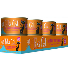 Tiki Cat Canned Cat Food CASE Manana Grill (Ahi Tuna w/ Prawns) 6 oz