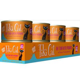 Tiki Cat Tiki Cat Canned Cat Food Manana Grill (Ahi Tuna w/ Prawns) 6 oz CASE