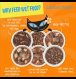 Tiki Tiki Cat Grill & Luau Canned Cat Food King Kamehameha Variety Pack 2.8 oz