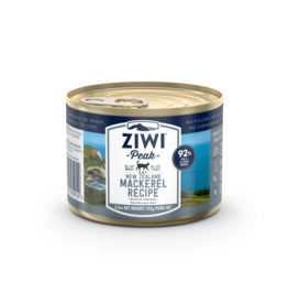Ziwipeak ZiwiPeak Canned Cat Food Mackerel 6.5 oz single