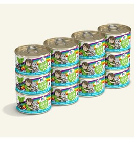 Weruva BFF OMG! Canned Cat Food CASE Selfie Cam! 2.8 oz