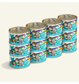 Weruva BFF OMG! Canned Cat Food CASE QT Patootie! 2.8 oz