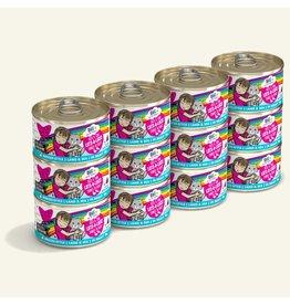 Weruva Weruva BFF OMG! Canned Cat Food | Lots O Luck! 2.8 oz CASE