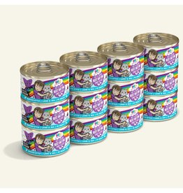Weruva BFF OMG! Canned Cat Food CASE Best Day Eva! 2.8 oz