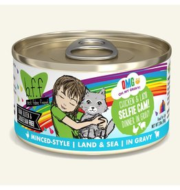 Weruva BFF OMG! Cat Food Cans | Selfie Cam 2.8 oz single