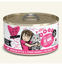Weruva Best Feline Friend Canned Cat Food Tuna & Bonito Be Mine 3 oz single