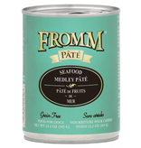Fromm Fromm Gold Canned Dog Food Seafood Medley Pate 12.2 oz single