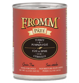 Fromm Fromm Gold Canned Dog Food Turkey & Pumpkin Pate 12.2 oz single