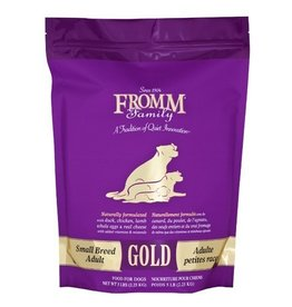 Fromm Fromm Family Gold Dog Kibble Small Breed Adult 5 lb