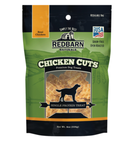 Red Barn Red Barn Dog Treats Chicken Cuts 8 oz