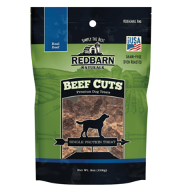 Red Barn Red Barn Dog Treats Beef Cuts 8 oz