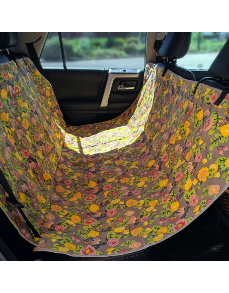 Molly Mutt Molly Mutt Time After Time Car Seat Cover