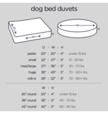 Molly Mutt Molly Mutt Time After Time Duvet Small