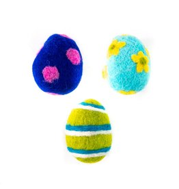 Distinctly Himalayan Distinctly Himalayan Cat Toys Easter Eggs single