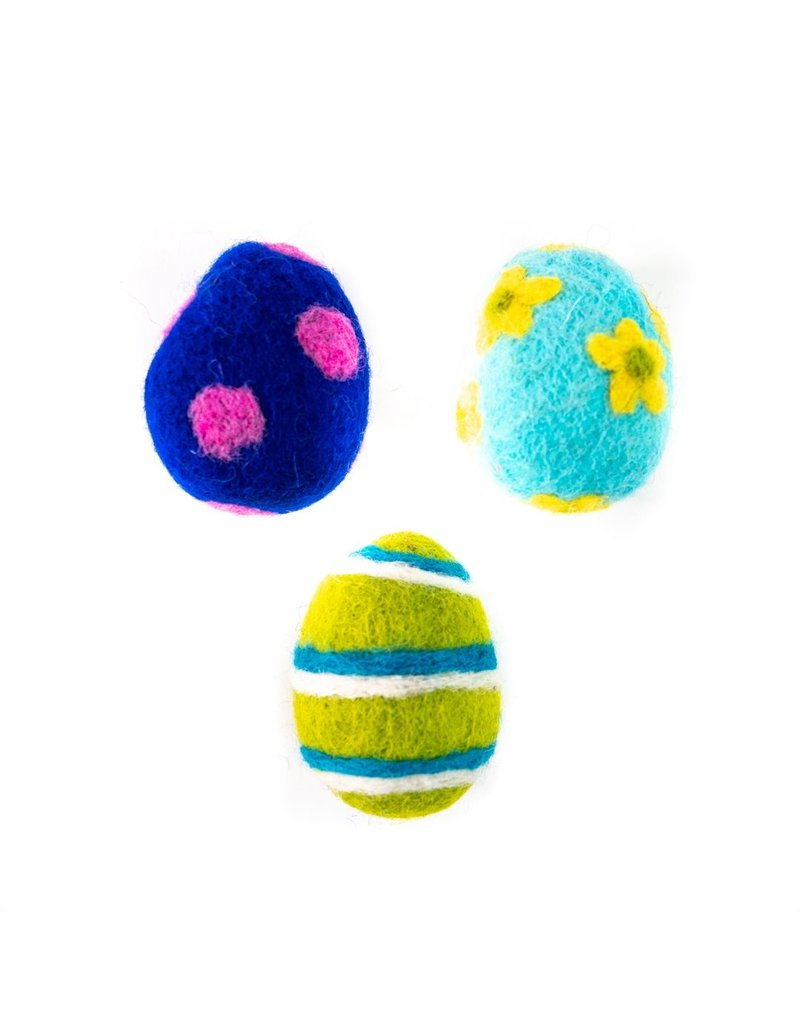 Distinctly Himalayan Distinctly Himalayan Cat Toys Easter Eggs single
