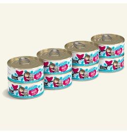 Weruva Weruva BFF PLAY Land & Sea Pate | CASE Duck & Tuna Trickster Dinner in Puree 5.5 oz