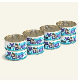 Weruva Weruva BFF PLAY Land & Sea Pate | Beef & Tuna Tic Toc Dinner in Puree 5.5 oz CASE
