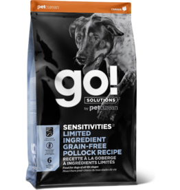 Petcurean Petcurean GO! Dog Kibble Sensitivities: LID Pollock 3.5 lb