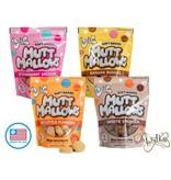 Lazy Dog Cookie Co. Lazy Dog Soft Baked Dog Treats | Mutt Mallows Banana Buddies 5 oz single