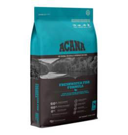 Champion Pet Foods Acana 60/40 Dog Kibble Freshwater Fish Formula 13 lb