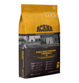 Champion Pet Foods Acana 60/40 Dog Kibble Free Run Poultry Formula 4.5 lb