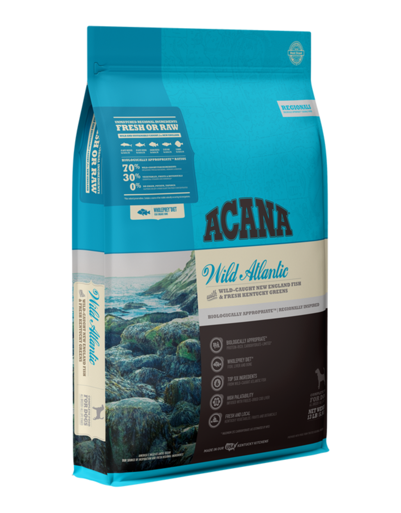 Champion Pet Foods Acana 70/30 Dog Kibble Wild Atlantic 25 lb