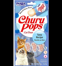 Inaba Inaba Churu Pops Tuna 4 pk