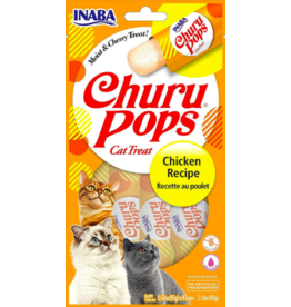 Inaba Inaba Churu Pops Chicken 4 pk