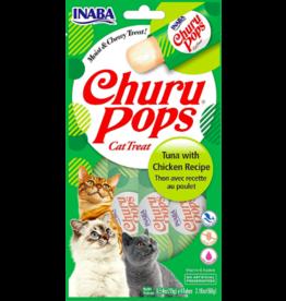 Inaba Inaba Churu Pops Tuna & Chicken 4 pk