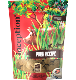 Inception Inception Dog Treats | Pork Biscuits 12 oz