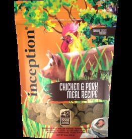 Inception Inception Dog Treats | Chicken & Pork Biscuits 12 oz