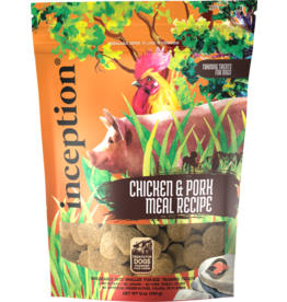 Pets Global Inception Dog Treats | Chicken & Pork Biscuits 12 oz