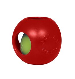 Jolly Pets Jolly Pets Toys | Teaser Ball Extra Large (XL) Red