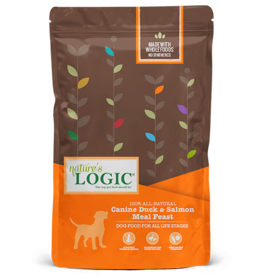 Nature's Logic Nature's Logic Dog Kibble Duck & Salmon 25 lb